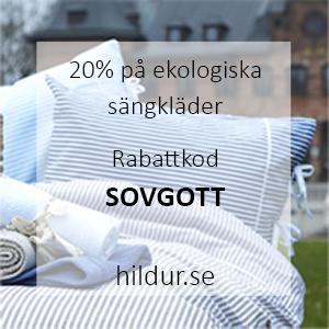 hildur.se kampanj sängkläder