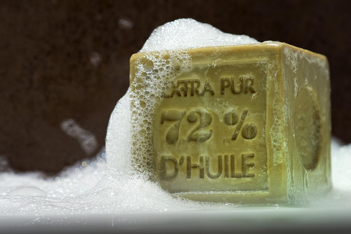 What is a real natural soap?